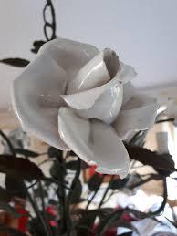 Kronleuchter Aus Metall Mit Blumen In 57577 Hamm Sieg For