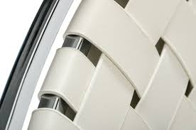 modrest arrakis modern white leatherette bar stool