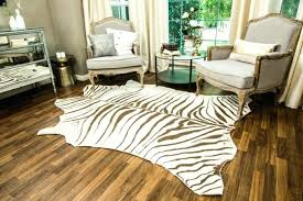 round zebra print rug area cow rugs plush animal leopard large faux intended for wool lovable pink zebra rug hot and white print