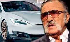 """Ultima mașină pe care și-a cumpărat-o Ion Țiriac. """"Să vedem dacă zboară"""" - IMPACT"""