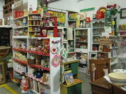kitchen items store: my shop kitsch n stuff at the collinsville antiques company of new hartford is loaded with retro pantry items from the s