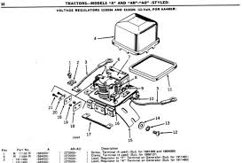 1951 john deere model a generator yesterday s tractors take a look at the diagram below