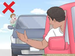 3 Ways To Respond To A Road Raged Driver Wikihow