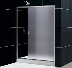infinity shower door base infinity shower door base frosted glass