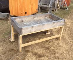 elevated raised garden beds. 2 X 4 Elevated Raised Bed Garden Beds V