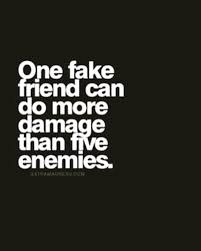 Quotes About Fake Friendship Gorgeous one fake friend FRIENDSHIP QUOTES Quotes Pinterest Fake