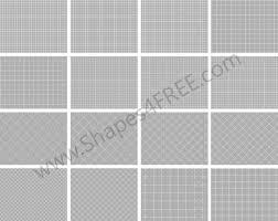 120 Free Photoshop Grid Patterns Photoshop Patterns