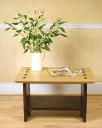 oak contrast coffee table simple coffee table designs76 designs
