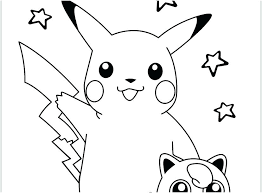 Printable Coloring Pages Pokemon Coloring Pages To Print Free