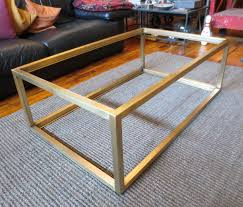 appealing metal coffee table base suppliers for your living room decor dazzling rectangular metal coffee