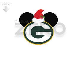 football fan clipart. football 2017 - gbp fan art merry christmas digital clipart by thestudiozero on etsy c
