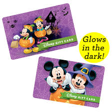 Halloween Gift Cards Halloween Disney Gift Cards Now Available Disney Parks Blog