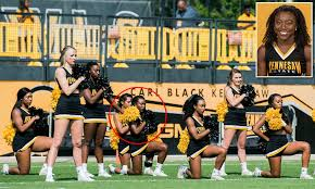High School Football Take A Knee Chart Cheerleader Wins A 145 000 Settlement After She Was