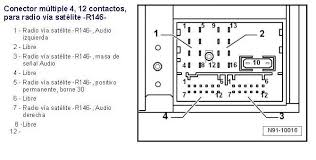 much needed wiring diagram and wire tapping instructions vw gti 2007 vw golf radio wiring diagram at Head Unit Wiring Diagram Vw Golf