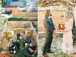 Fall Weddings  Best Wedding Ideas Quotes Decorations Backyard Backyard Fall Wedding