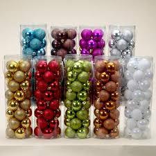 Club Pack Of 72 Miniature Petite Treasures Glass Christmas Christmas Ornaments Walmart
