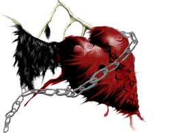 heartbreak images chained broken heart hd wallpaper and background photos