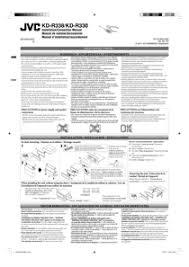 jvc receiver kd r pdf instruction manual preview jvc kd r330 manual
