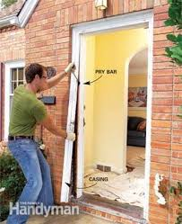 front door trim kitHow to Replace an Exterior Door  Family Handyman