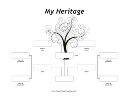 Family Tree Template Bravebtr
