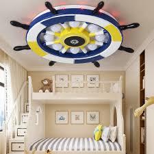 childrens room lighting. Children\u0027s Room Light Boat Rudder Ceiling Fixture Living Creative Cartoon Bedroom Boys Childrens Lighting E