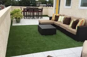 artificial grass deck tiles turf