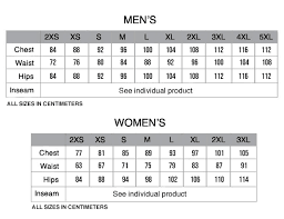 Mens Xs Size Chart Custom Cycling Clothing Size Chart Custom Team Kits