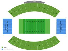 Ladd Peebles Stadium Seating Chart And Tickets Formerly
