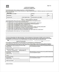Medical Form Templates - April.onthemarch.co