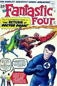lee and kirby bottom left as themselves on the cover of the fantastic four 10 january 1963 art by kirby and ayers