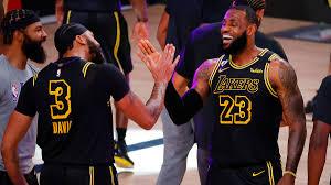 Los Angeles Lakers vs. Denver Nuggets ...