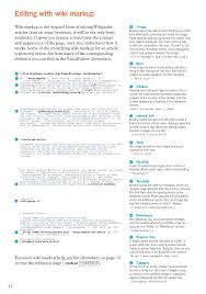 Pageediting Wikipedia Brochure Enpdf11 Wikisource The Free