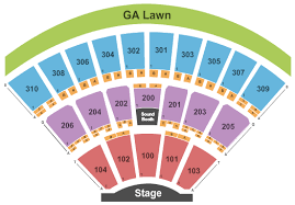 Syracuse Seating Chart Lakeview Amphitheater Seating Chart Lakeview Amphitheater