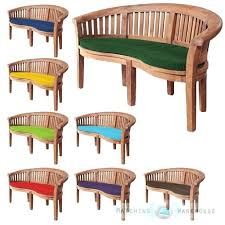 outdoor furniture bench cushions banana peanut bench waterproof garden cushion pads moon chair furniture 2 outdoor bench seat cushions australia