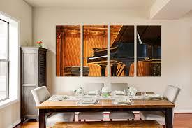 grand piano wall art