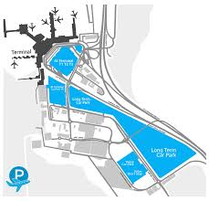 You can stay for 20 minutes for free. Melbourne Airport Parking Map Flyparks