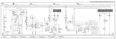 toyota land cruiser (1990 1998) electrical wiring diagram 1995 toyota 4runner wiring diagram at 1993 Toyota Land Cruiser Wiring Diagram