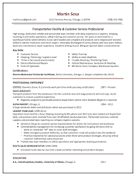 Sample Resume Gallery Career Forward