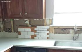 beveled subway tile backsplash astonishing mini subway tile kitchen images inspiration mini subway tile large size