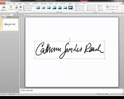 How To Do A Signature How To Create A Transparent Signature Stamp For Adobe Acrobat X