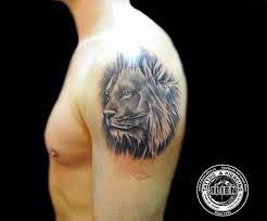 Tetování Lion Tetování Tattoo