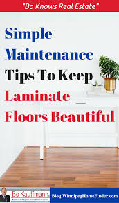 simple tips to keep your laminate floors clean and good looking maintaining your laminate flooring