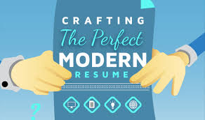 Crafting The Perfect Modern Resume Crafting A Perfect Modern Resume