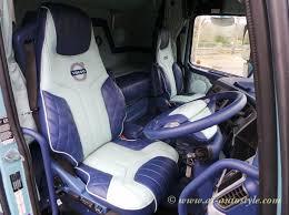 volvo fh 12 custom design interior