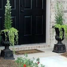 large patio pots and planters tall stone urn pack planter pots plant flower pedestal outdoor grow garden heavy large outdoor plant pots nz large outdoor