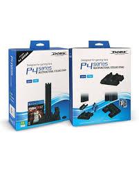 PS-4 Slim/Pro <b>Вертикальный</b> стенд с охлаждением <b>Dobe TP4</b>-<b>882</b> ...