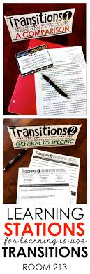transitions learning stations writing lessons high school  transitions learning stations writing lessonsessay writingwriting workshopwriting activitiesnarrative