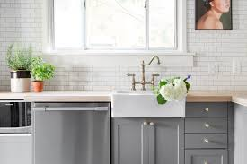 restaurant kitchen faucet small house: before and after a small pittsburgh kitchen gets a complete makeover in  days