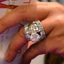 wendy williams wedding ring value