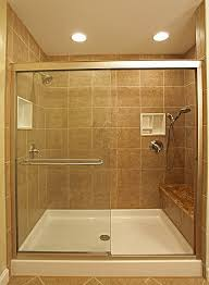 Small Picture Find The Best Bathroom Shower Design Ideas Small bathroom